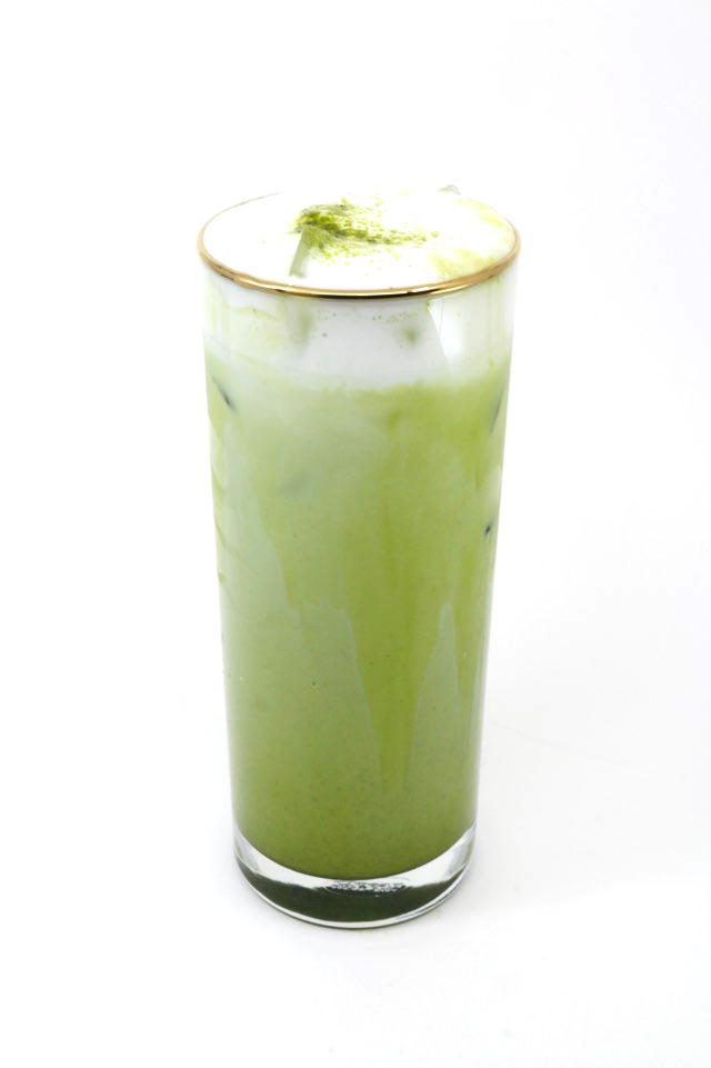 ICE 그린티 라떼4,000원